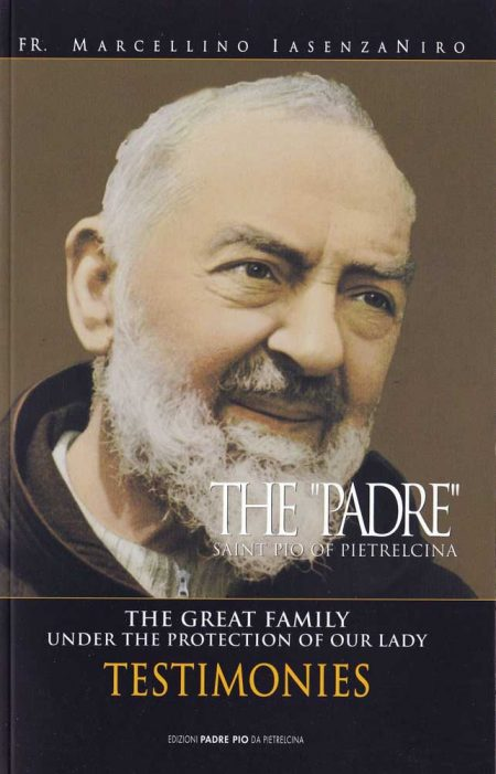 "B0005EN1 - THE ""PADRE"" SAINT PIO OF PIELTRECINA – VOLUME 3"