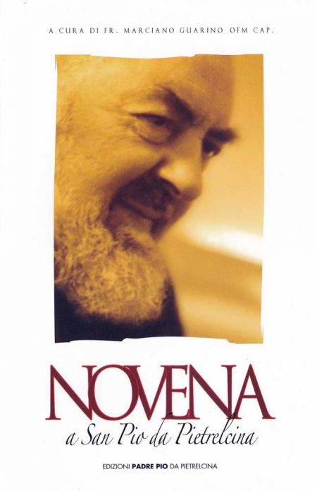 NOVENA TO SAINT PIO OF PIELTRECINA - B0011IT
