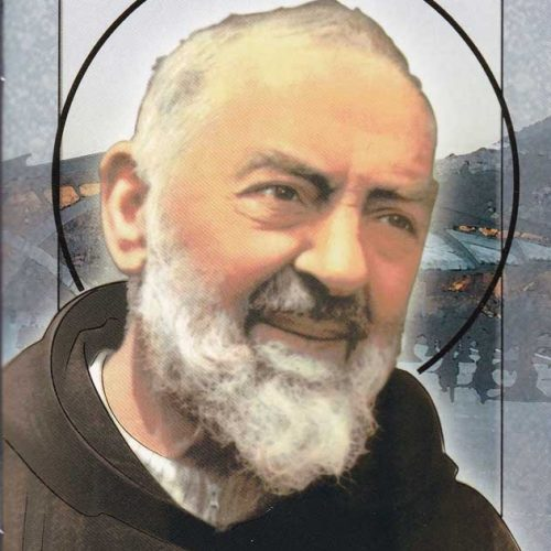 B0023EN - ST PIO NOVENA AND PRAYERS