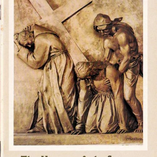 B0024EN - THE MYSTERY OF THE CROSS IN PADRE PIO OF PIELTRECINA