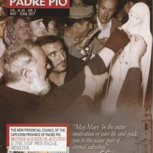 "B0033EN - ""THE VOICE OF PADRE PIO"" - ""VOCE DI PADRE PIO"""