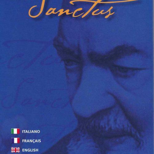DVD0001 - PADRE PIO SANCTUS DVD