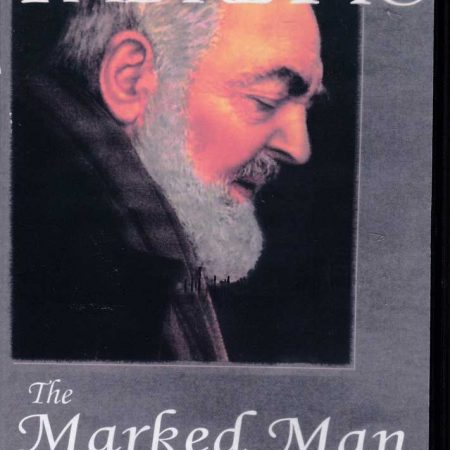 DVD0003 - PADRE PIO THE MARKED MAN DVD
