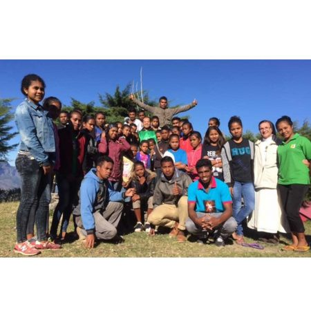 East Timor Missions