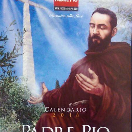 RA0034IT - Padre Pio Calendar (Italian)