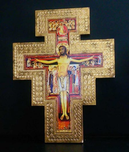 RA0042 - SAN DAMIANO CROSS