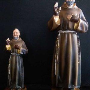 RA0045 - St. Padre Pio Statue