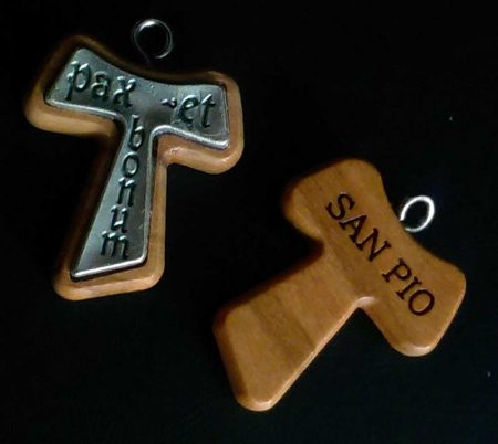 RA0049 - TAU CRUCIFIX - MINI