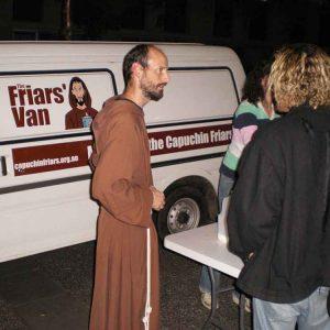 The Friar's Van